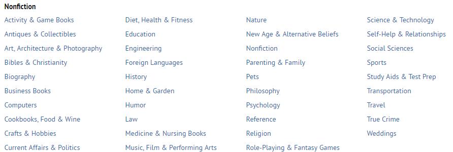 Barnes-&-Noble-Non-Fiction-Genre-Screenshot